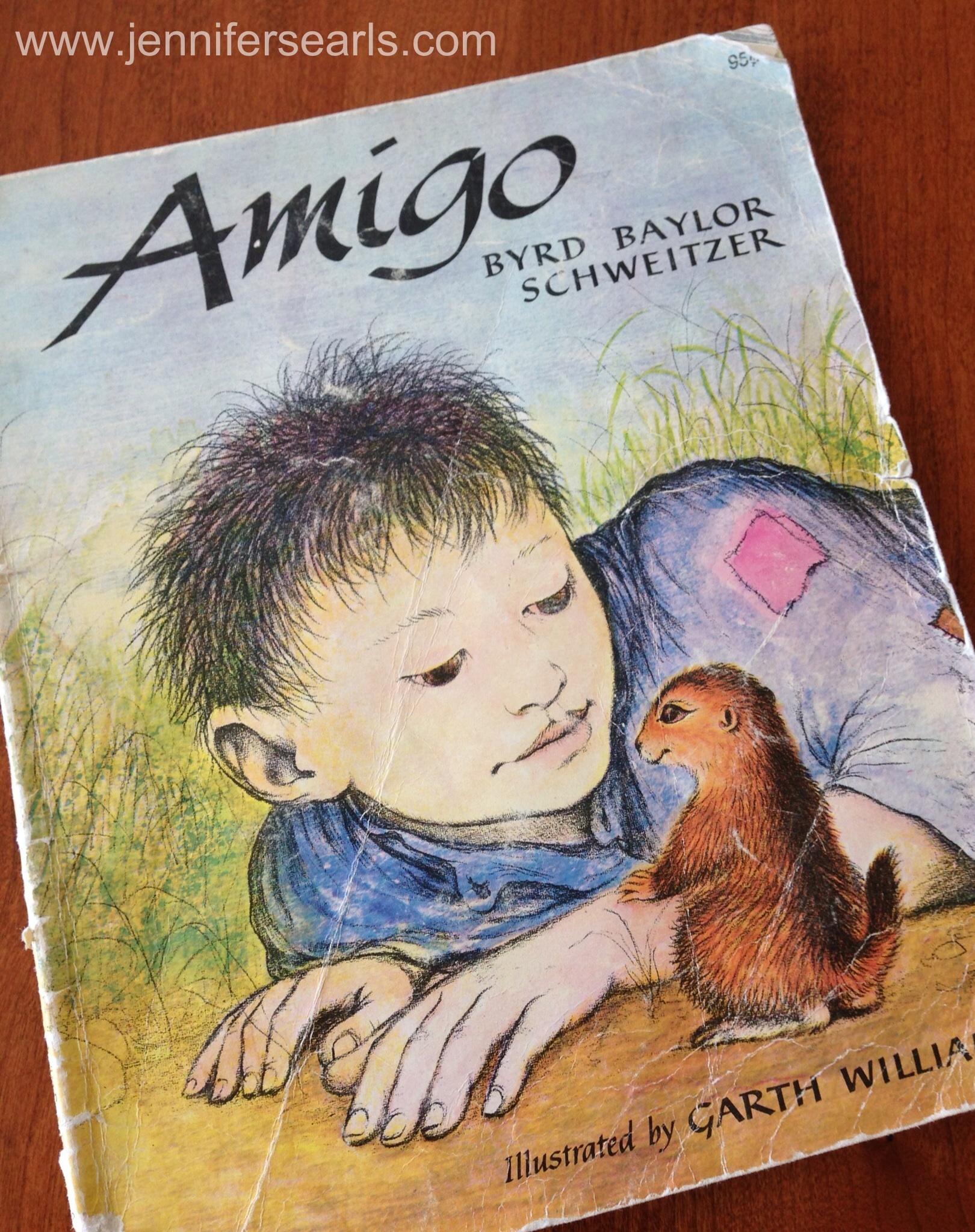 Amigo Cover
