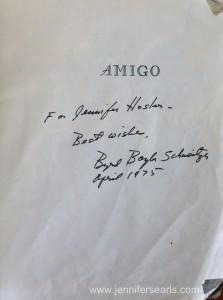 Baylor Autograph