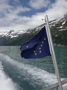 Major Marine Tour Alaska Flag