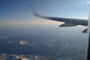 Visiting Alaska