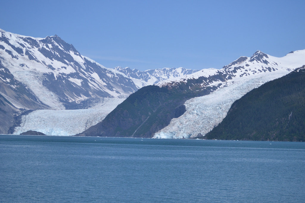 Major Marine Tours Tidewater Glacier