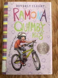 Ramona Quimby Age 8 Cover