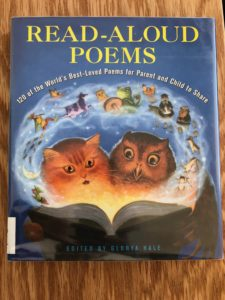 Read Aloud Poems Cover