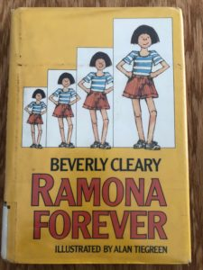 Ramona Forever - Cover