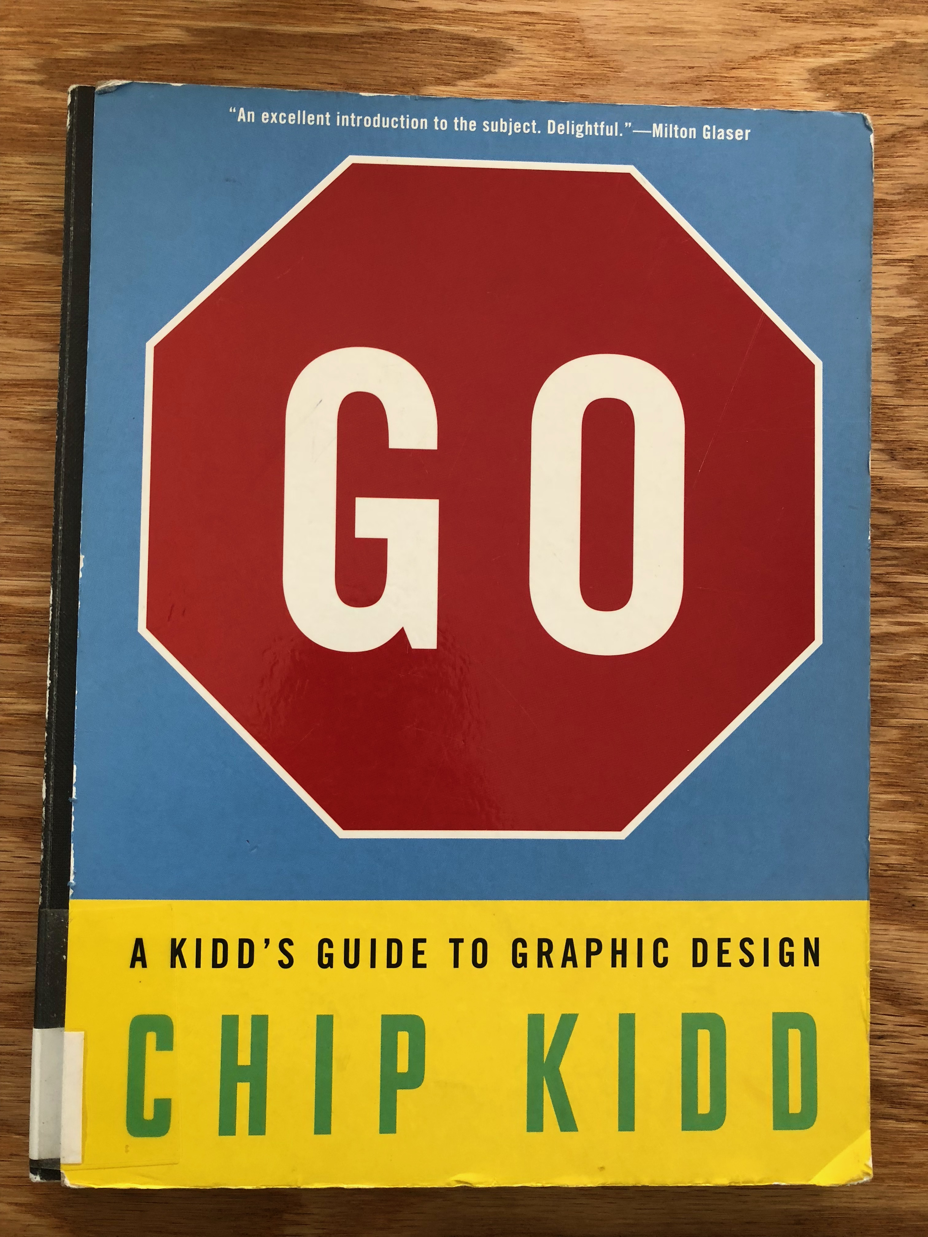 A Kidd's Guide to Graphic Design - Cover