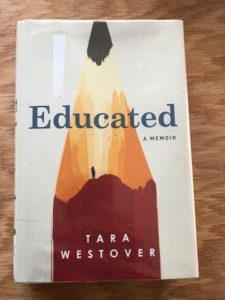 Educated Cover - Tara Westover