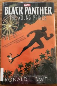 Black Panther The Young Prince Cover