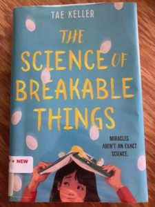 The Science of Breakable Things - Cover