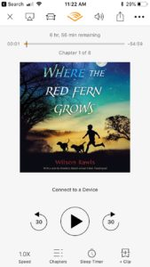 Where the Red Fern Grows - cover