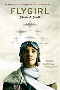 Flygirl - Sherri L Smith - Cover