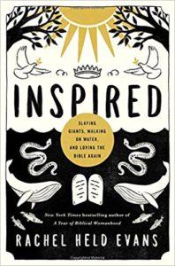 Inspired - Rachel Held Evans Cover