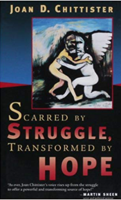 Scarred By Struggle, Transformed By Hope Cover