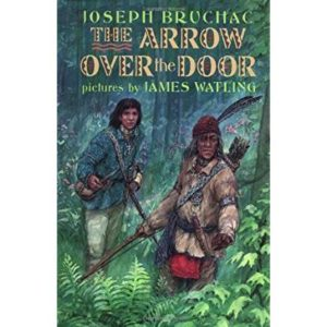 The Arrow Over The Door Cover