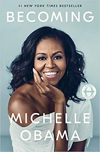 Becoming - Michelle Obama Cover