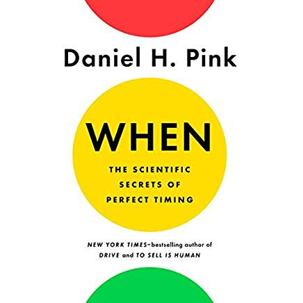 When - Daniel Pink Cover