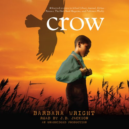 Crow - Barbara Wright Audible Cover