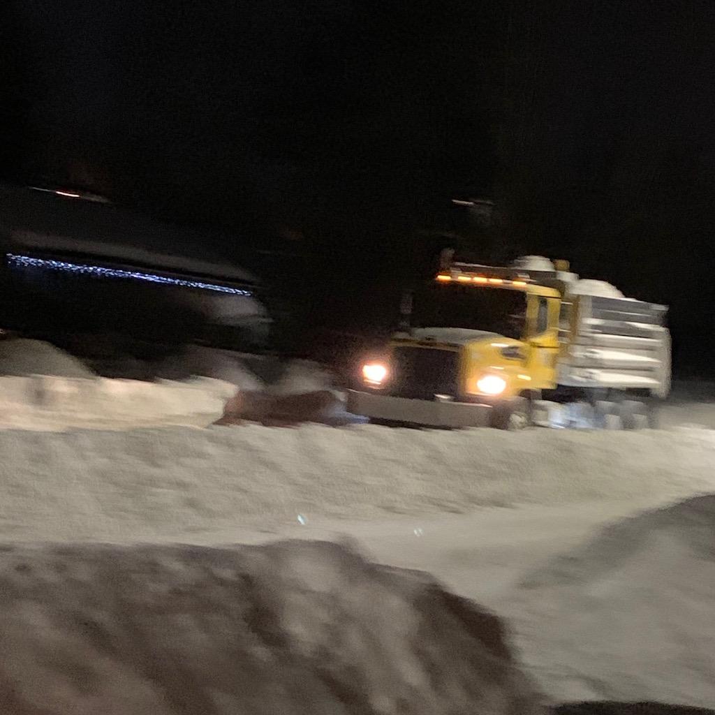 anchorage snow removal